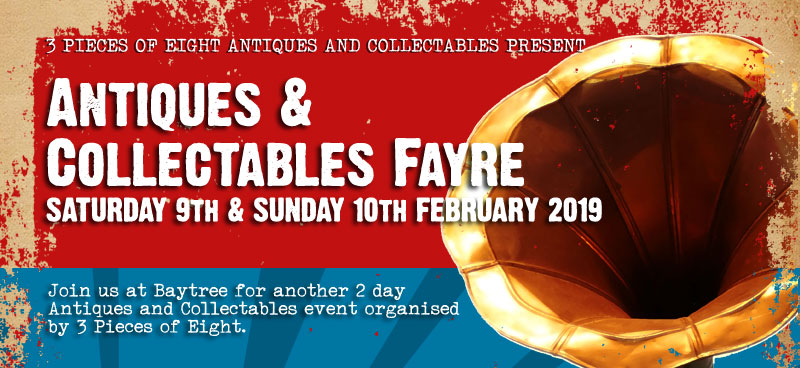 Antiques and Collectables Fayre