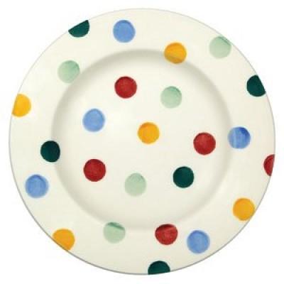 Emma Bridgewater Polka Dot 6.5 Plate
