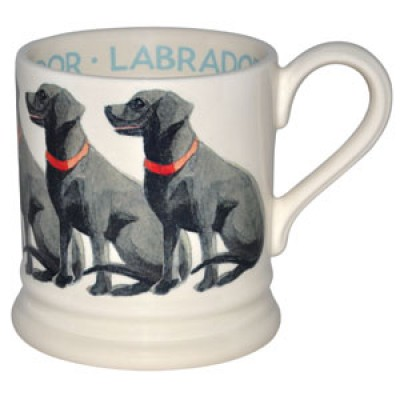 Emma Bridgewater Black Labrador Half Pint Mug