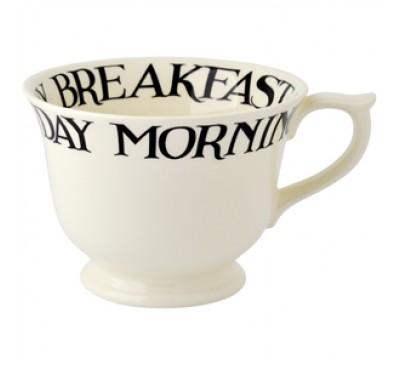 Emma Bridgewater Black Toast Breakfast Cup