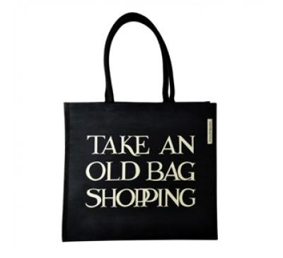 Emma Bridgewater Black Toast Old Bag Jute Bag