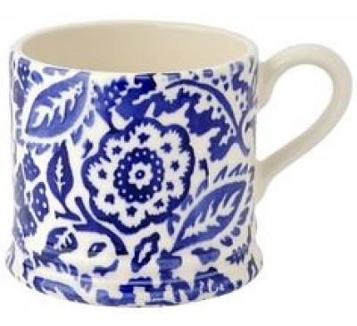 Emma Bridgewater Blue Wallpaper Half Pint Mug