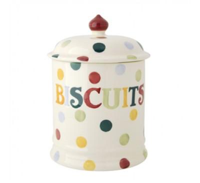 Emma Bridgewater Polka Dot Biscuit Jar