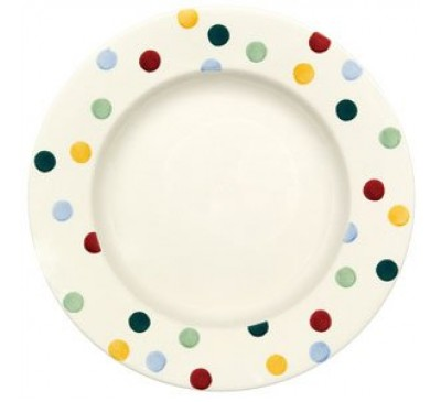 Emma Bridgewater Polka Dot 10.5 Inch Plate