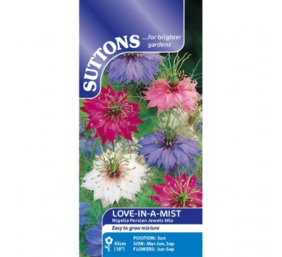 Love-In-A-Mist Nigella Persian Jewels