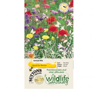 Wildlife Garden Annual Mix