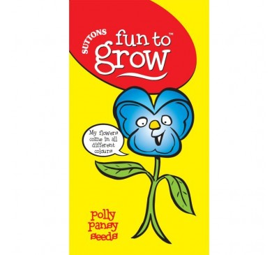 Fun To Grow  - Polly Pansy