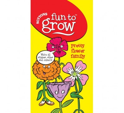 Fun To Grow  - The Flower Family