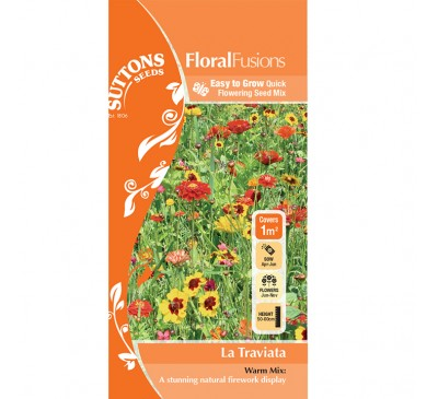 Flower Mixes La Traviata 1Sqm