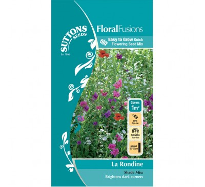 Flower Mixes La Rondine 1Sqm