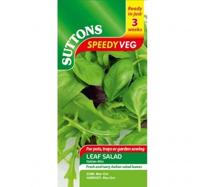 Leaf Salad Italian