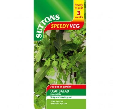 Leaf Salad French