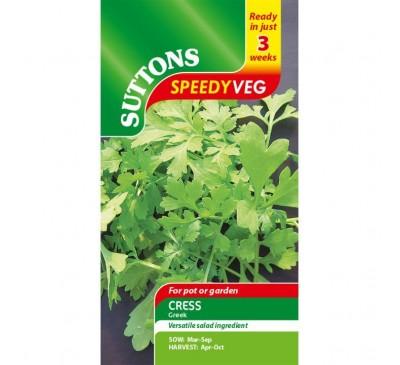 Leaf Salad Spicy Mix Speedy Veg
