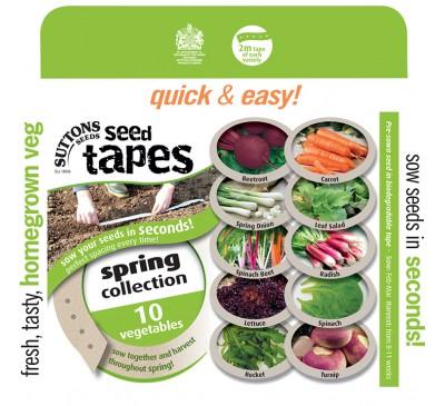 Leaf Salad Winter Mix Speedy Veg