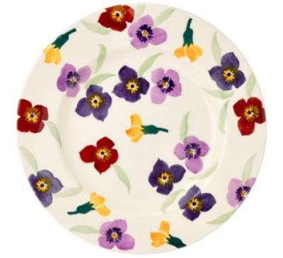 Emma Bridgewater Wallflower 8.5 Inch Plate