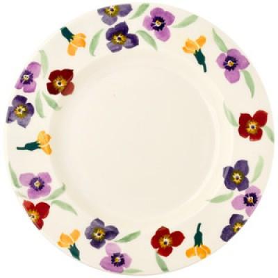 Emma Bridgewater Wallflower 10.5 Inch Plate