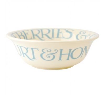 Emma Bridgewater Pale Blue Toast Cereal Bowl