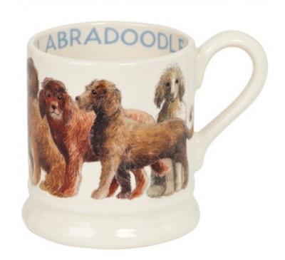 Emma Bridgewater Labradoodle Half Pint  Mug
