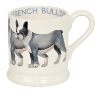 Emma Bridgewater French Bulldog Half Pint Mug