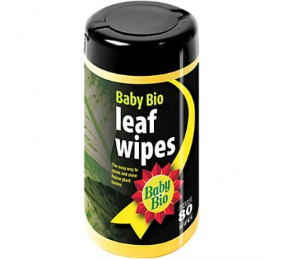 Baby Bio Leaf Wipes (80)