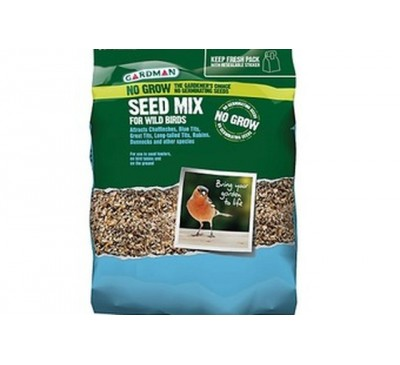 No Grow Seed Mix 1kg