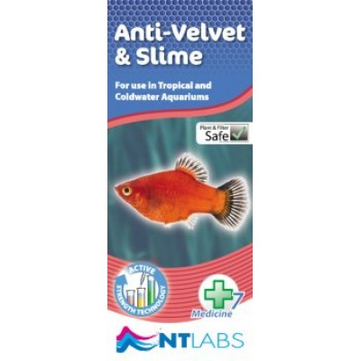 NT Labs Anti-Velvet and Slime 100ml