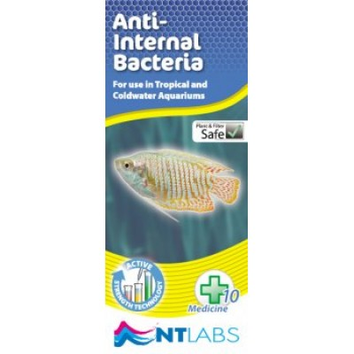 NT Labs Anti-Internal Bacteria 100ml