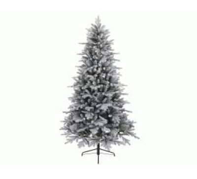 Kaemingk Frosted Vermont Artificial Christmas Tree