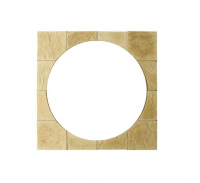 Abbey 1.5m Circle Squaring Off Kit York Gold