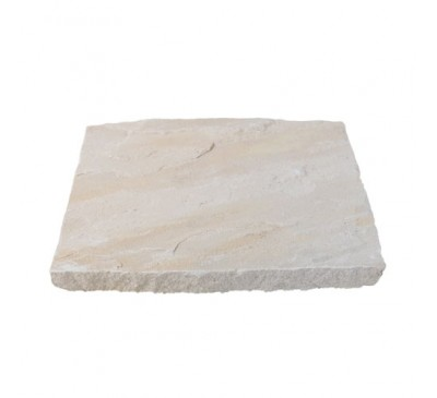 Natural Sandstone Patio Kit 10.2m² Eastern Sand