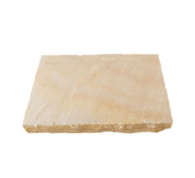 Natural Sandstone Patio Kit 10.2m² Scottish Glen