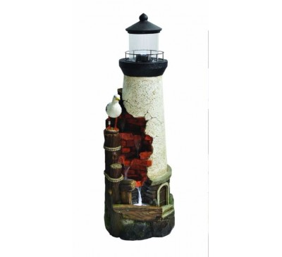 Rustic Light House