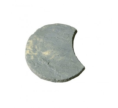 Keldale Moon Stepping Stone 450mm Antique