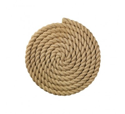 Rope Coil Stepping Stone Cotswold Gold