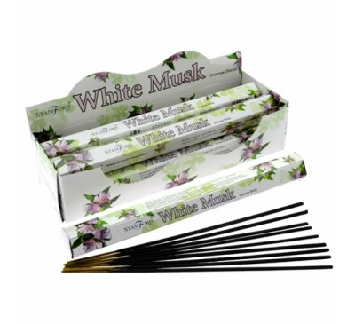 Aargee White Musk Incense Sticks