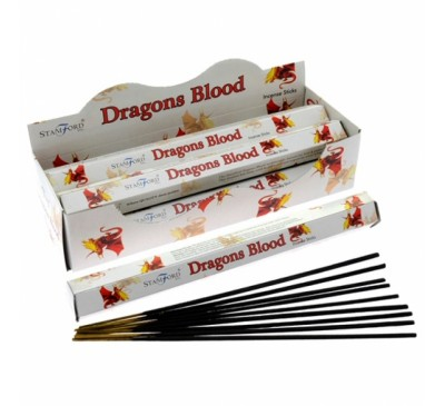 Aargee Dragons Blood Incense