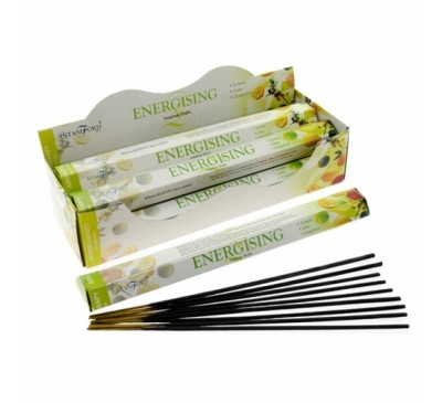 Aargee Energising Incense Sticks
