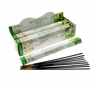 Aargee Sensuality Incense Sticks