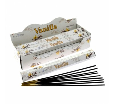 Aargee Vanilla Incense Sticks