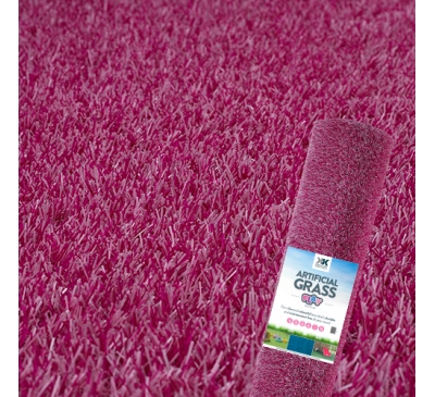 Pink Grass - Artificial Grass