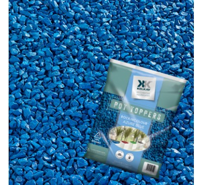 Pot Toppers Azure Blue Handy 5kg Bag (approx)