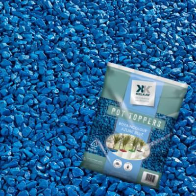 Pot Toppers Azure Blue Handy 5kg Bag (approx)