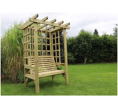 Buckingham Arbour Seats 2