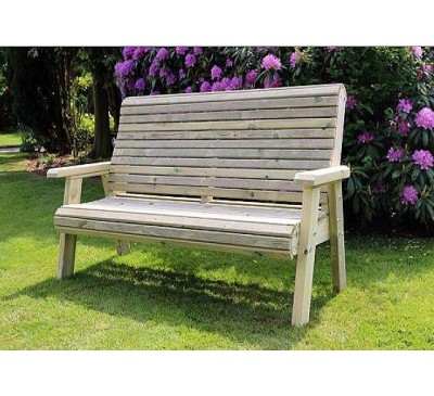 Burleigh Ergonomical Bench Seats 3 People
