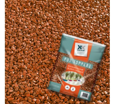 Pot Toppers Burnt Orange Handy 5kg Bag