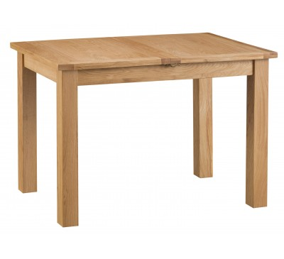 Calbeck Oak 1.15m Butterfly Extending Table
