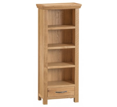 Calbeck Oak CD-DVD rack