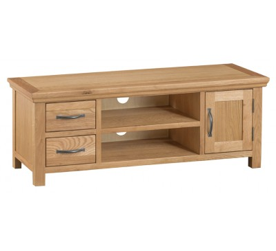 Calbeck Oak Large TV Unit