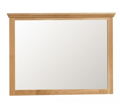 Calbeck Oak Large Wall Mirror