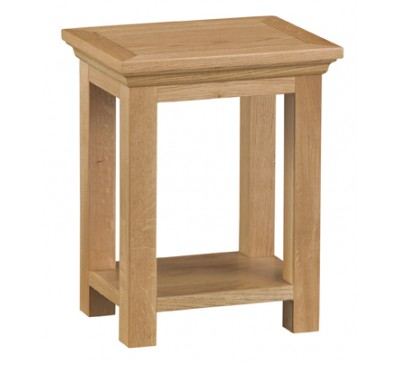 Calbeck Oak Side Table